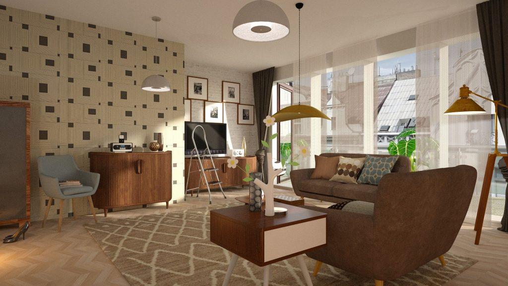 Cara Memilih Motif Wallpaper Untuk Apartemen