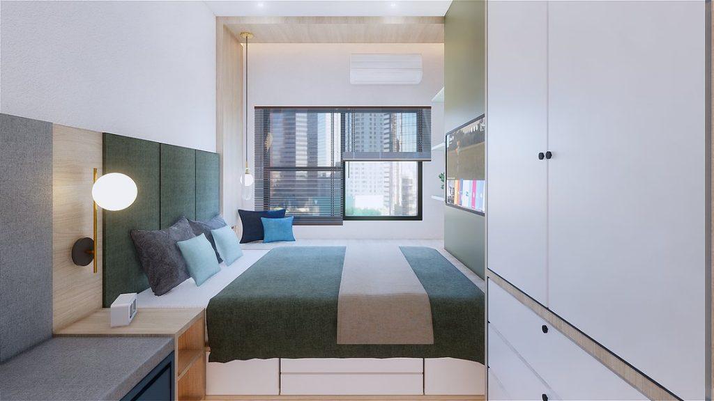 Bedroom - 1 Bedroom