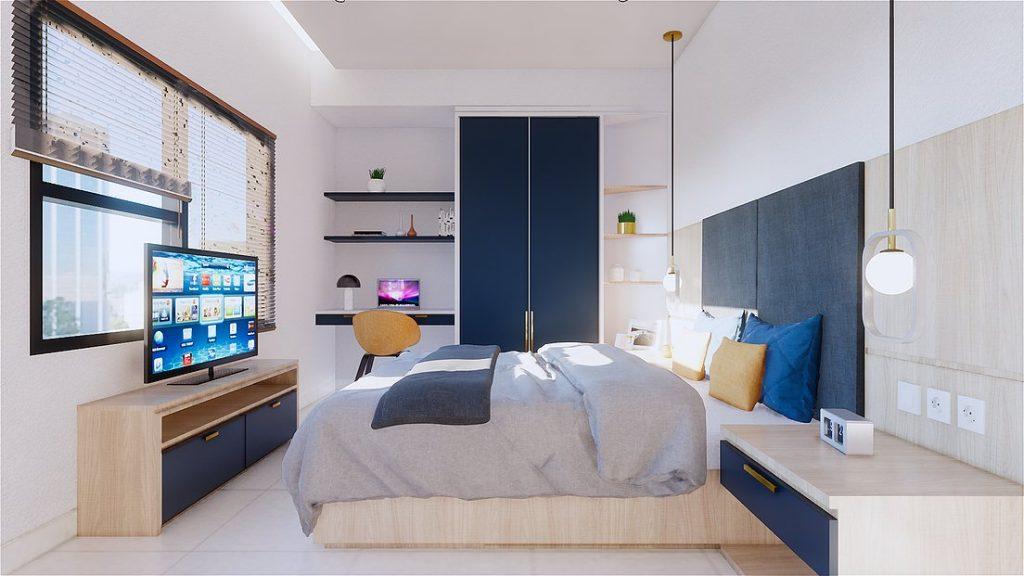 Bedroom - 2 Bedroom